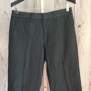 ARMANI EXCHANGE Men's Gray Dress Pants 31 x 30 EUC
